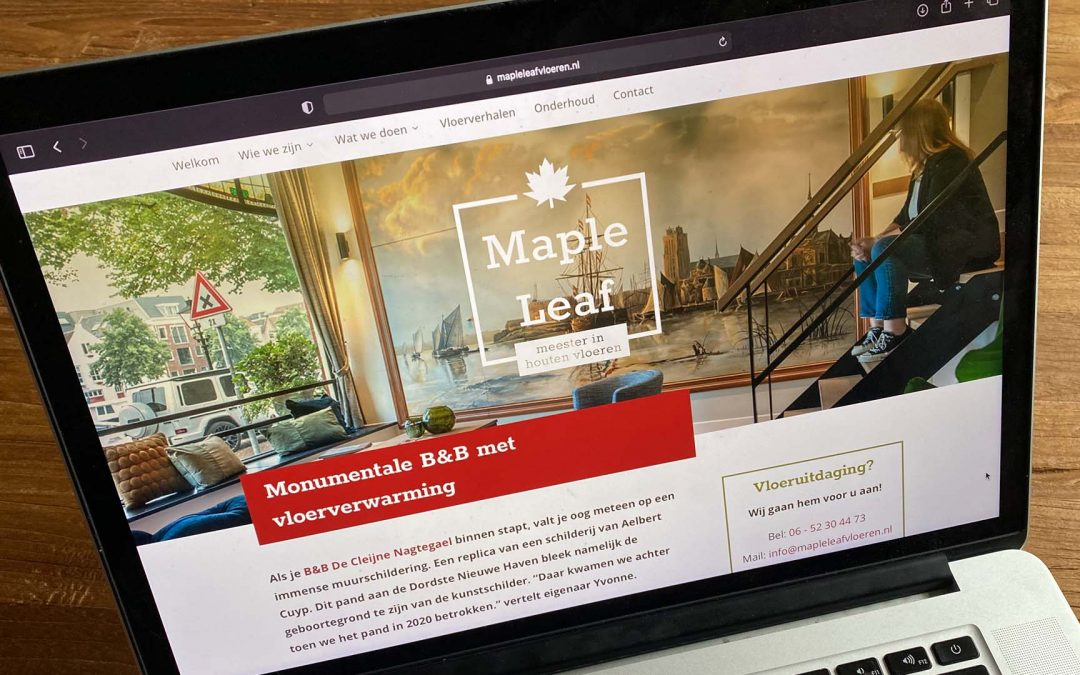 Maple Leaf Vloeren